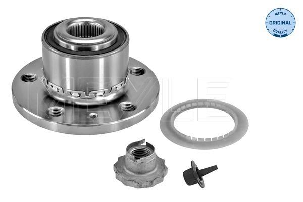 Moyeu de roue MEYLE 100 652 0001 (X1)