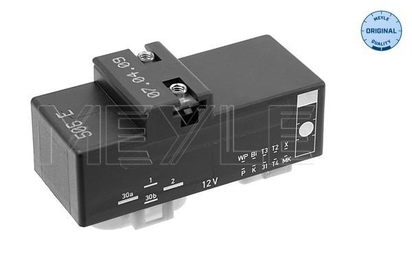 commande, ventilateur electrique (refroidissement) MEYLE 100 880 0019 (X1)