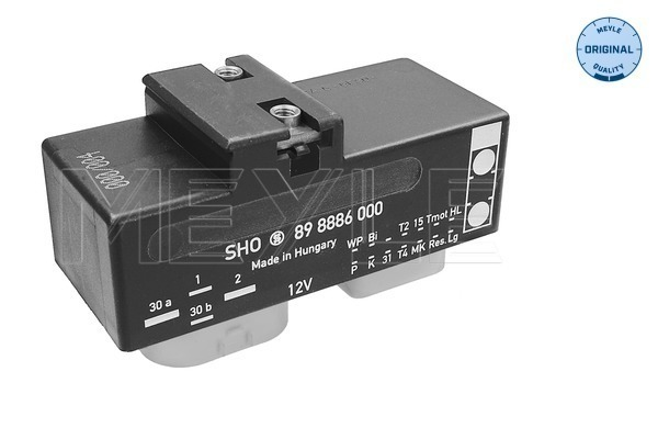 commande, ventilateur electrique (refroidissement) MEYLE 100 880 0020 (X1)