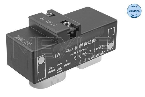 commande, ventilateur electrique (refroidissement) MEYLE 100 880 0021 (X1)