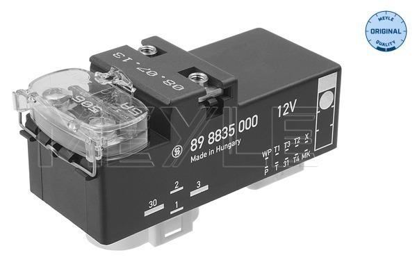 commande, ventilateur electrique (refroidissement) MEYLE 100 880 0023 (X1)