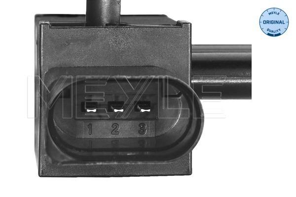 Capteur, pression des gaz échappement MEYLE 114 801 0001 (X1)