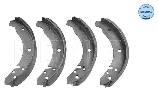 kit de frein arrière simple ou prémonté MEYLE 414 533 0001 (X1)