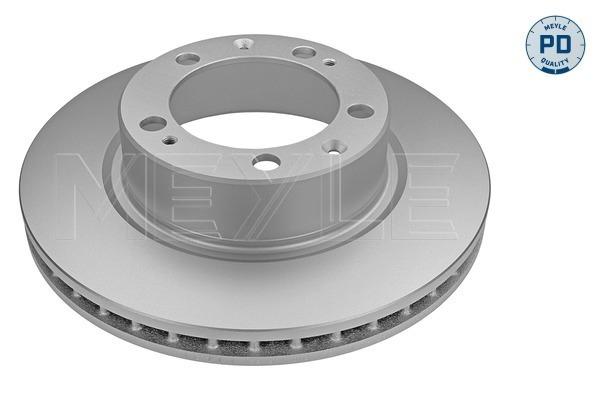 Disque de frein avant MEYLE 483 521 0006/PD (X1)
