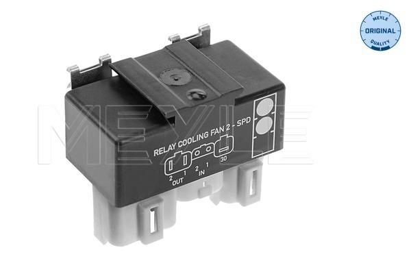Relais, chasse du ventilateur de radiateur MEYLE 514 800 0021 (X1)