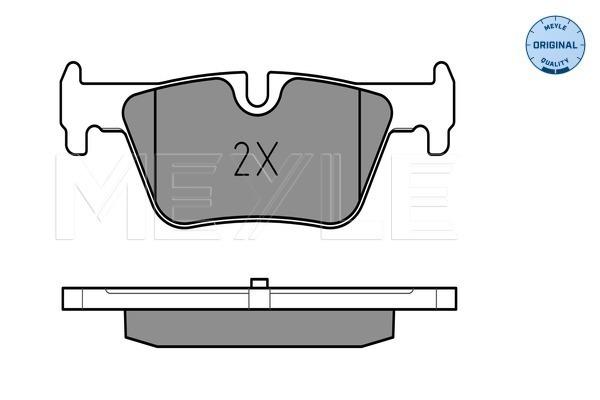 Barillet de porte MEYLE 026 460 0002 (X1)