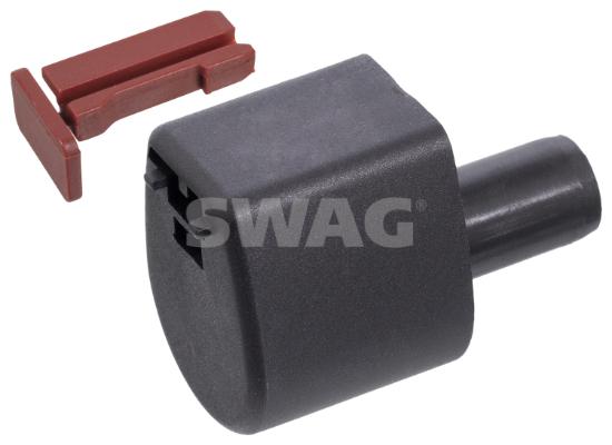 Goupille sécurité, fermeture jauge niveau d'huile boîte auto SWAG 10 10 4483 (X1)