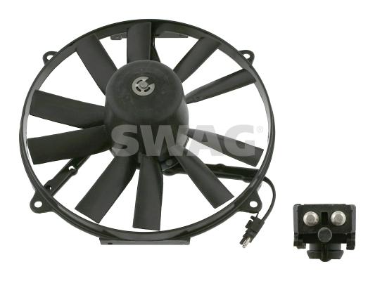 Moteur de ventilateur refroidissement SWAG 10 21 0001 (X1)