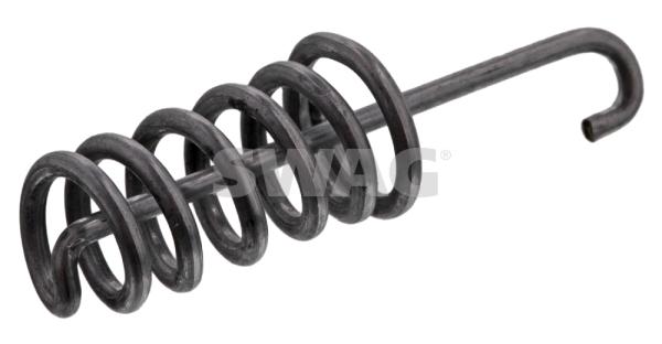 Ressort de machoire de frein SWAG 10 90 8328 (X1)