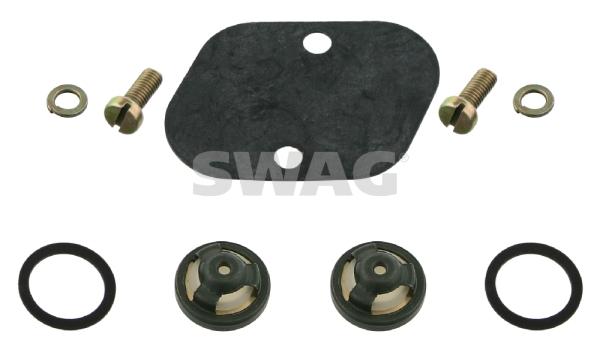 Soupape de pompe à vide SWAG 10 90 8491 (X1)