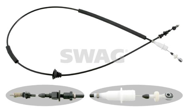 Cable d'accelerateur SWAG 10 92 2324 (X1)