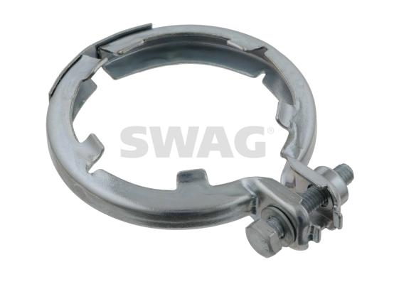 Raccord de tuyau d'echappement SWAG 10 92 3938 (X1)