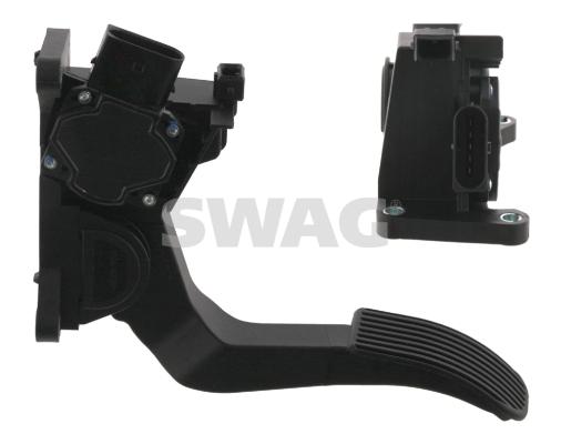 Pedale d'accelerateur SWAG 10 93 1284 (X1)