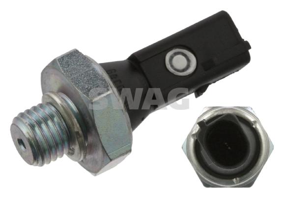 Capteur, pression d'huile SWAG 10 93 6489 (X1)
