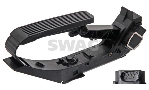 Pedale d'accelerateur SWAG 10 93 7963 (X1)