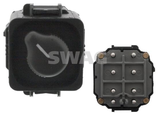 Commande, ajustage du miroir SWAG 10 94 6403 (X1)
