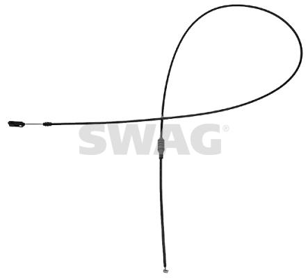 Cable d'ouverture capot SWAG 10 99 0011 (X1)