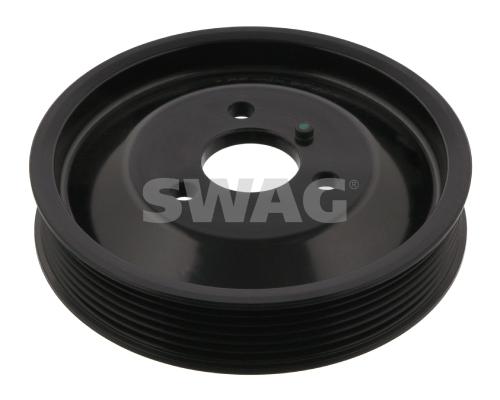 Poulie de pompe de direction SWAG 20 93 7225 (X1)