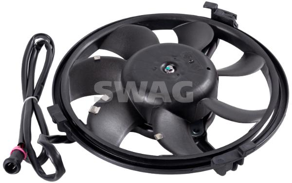 Moteur de ventilateur refroidissement SWAG 30 91 4850 (X1)
