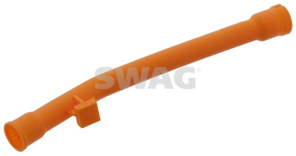 Canne de guidage pour jauge niveau huile SWAG 30 91 9756 (X1)