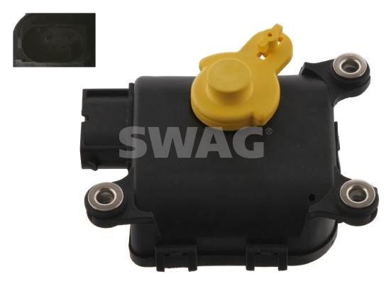 Actionneur de climatisation SWAG 30 93 4149 (X1)