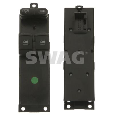 Interrupteur, leve-vitre SWAG 30 93 8640 (X1)