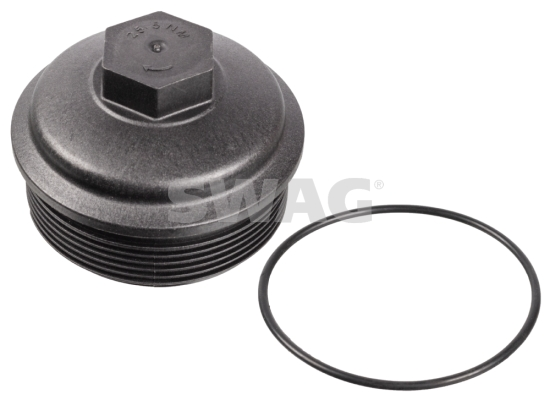 Boitier de filtre a huile SWAG 30 93 9699 (X1)