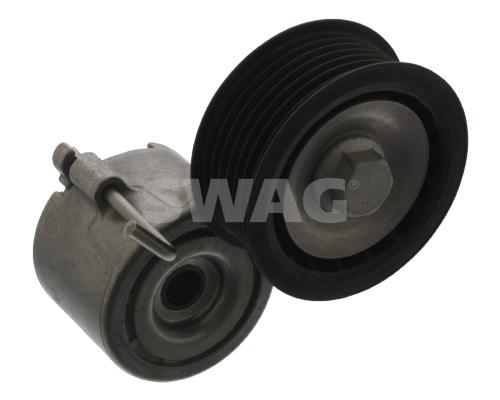 Tendeur de courroie d'accessoires SWAG 30 94 3787 (X1)