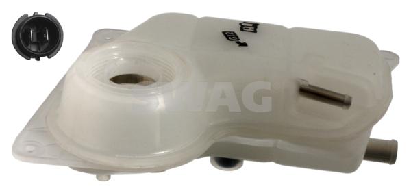 Vase d'expansion, liquide de refroidissement SWAG 30 94 4534 (X1)