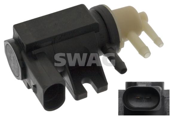 Capteur de pression de suralimentation SWAG 30 94 8643 (X1)