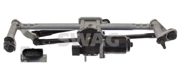 Mecanismes d'essuie glace SWAG 30 94 8699 (X1)