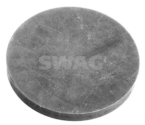 Pastille de reglage de soupape SWAG 32 90 7553 (X1)