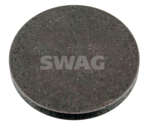 Pastille de reglage de soupape SWAG 32 90 8287 (X1)