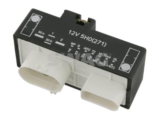 Relais, chasse du ventilateur de radiateur SWAG 32 92 6141 (X1)