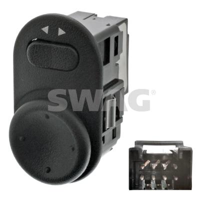Commande, ajustage du miroir SWAG 40 94 0477 (X1)
