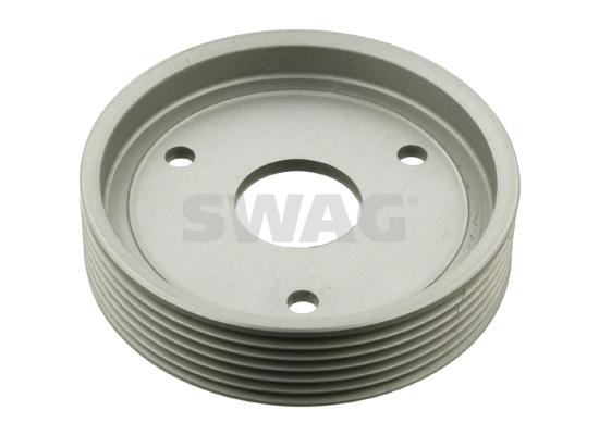 Poulie de pompe de direction SWAG 60 93 2150 (X1)