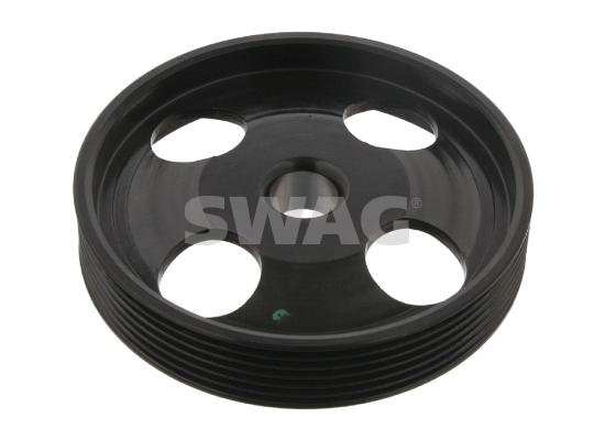 Poulie de pompe de direction SWAG 60 93 2151 (X1)
