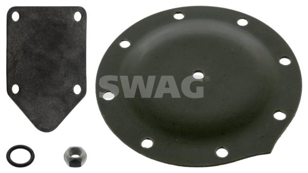 Diaphragme de pompe à vide SWAG 99 90 5480 (X1)
