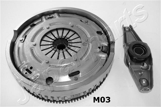 Kit d'embrayage JAPANPARTS KV-M03 (X1)