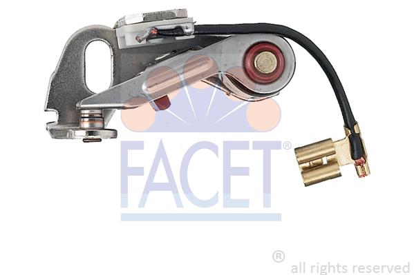 Contacteur d'allumage FACET 1.2562 (X1)