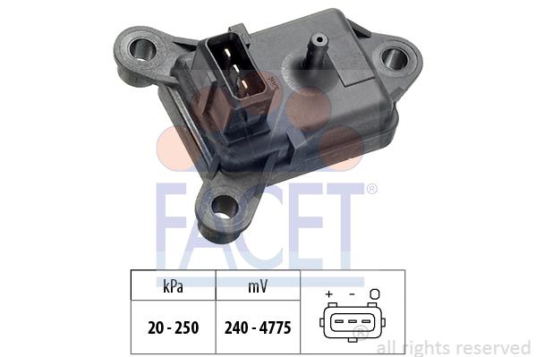 Capteur de pression FACET 10.3008 (X1)
