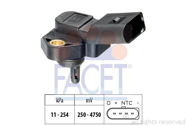 Moteur FACET 10.3012 (X1)