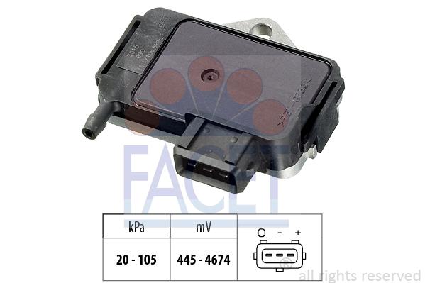 Capteur de pression FACET 10.3015 (X1)