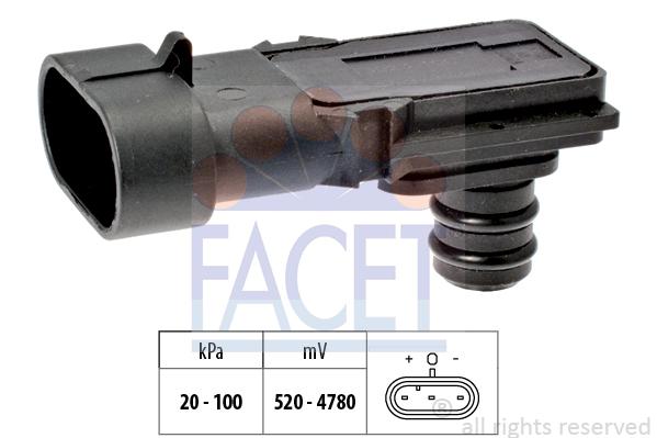 Moteur FACET 10.3023 (X1)