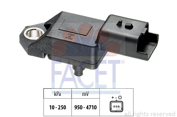 Moteur FACET 10.3034 (X1)