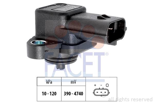 Capteur de pression FACET 10.3042 (X1)