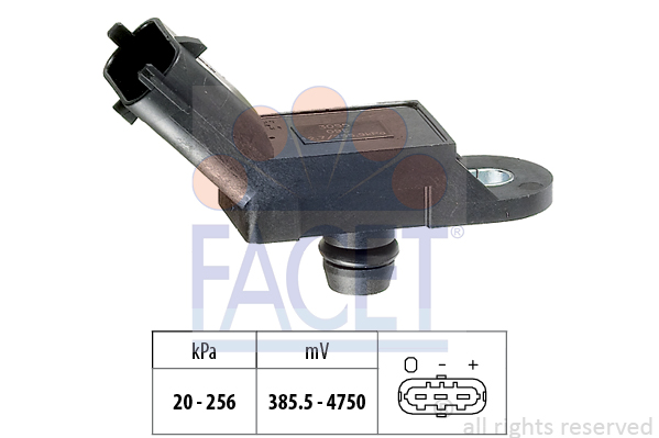 Moteur FACET 10.3055 (X1)