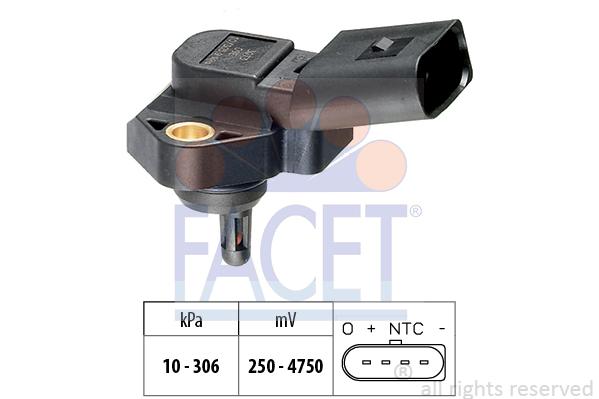Moteur FACET 10.3073 (X1)