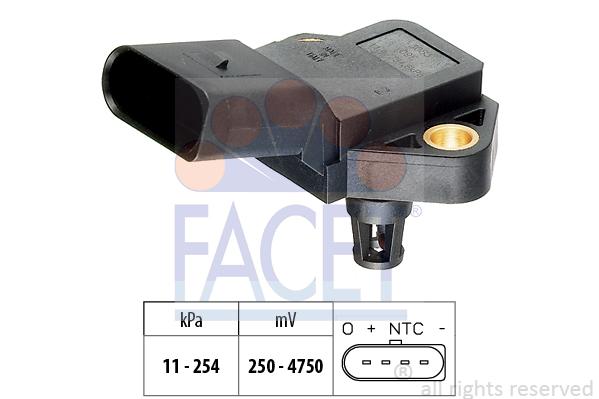 Moteur FACET 10.3083 (X1)