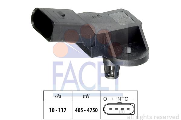 Moteur FACET 10.3090 (X1)